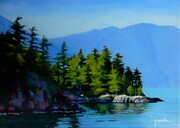 Gambier Island Point
